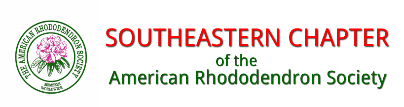 SOUTHEASTERN CHAPTER    AMERICAN RHODODENDRON SOCIETY